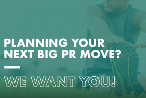 Ambitious PR Account Executive growing West London agency