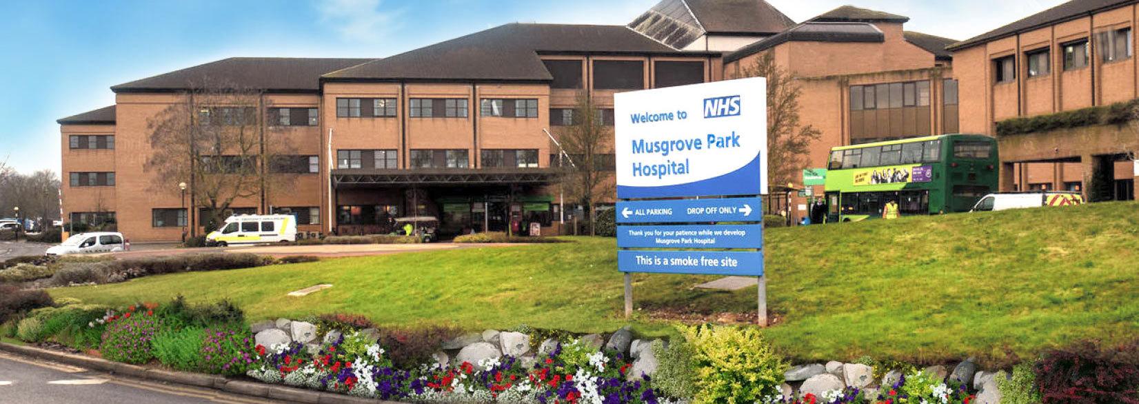 Case Study Musgrove Banner